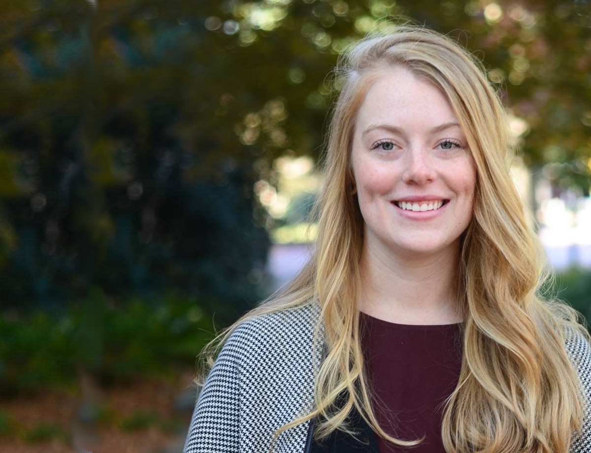 Veronica McLean awarded Science Undergraduate Research Fellowship